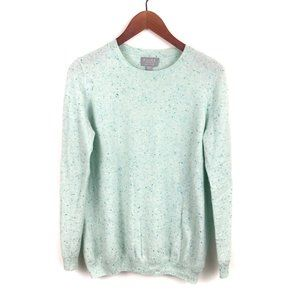 Pure Collection Cashmere Crewneck Sweater